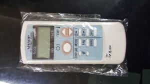 remote AC SHARP adalah remote yang di buat khusus hanya untuk merk AC SHARP. harga: Rp.75.000,-